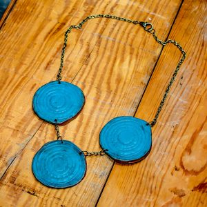 handmade clay jewelry cool waters