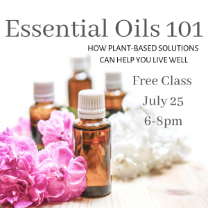 essential oils, pottery