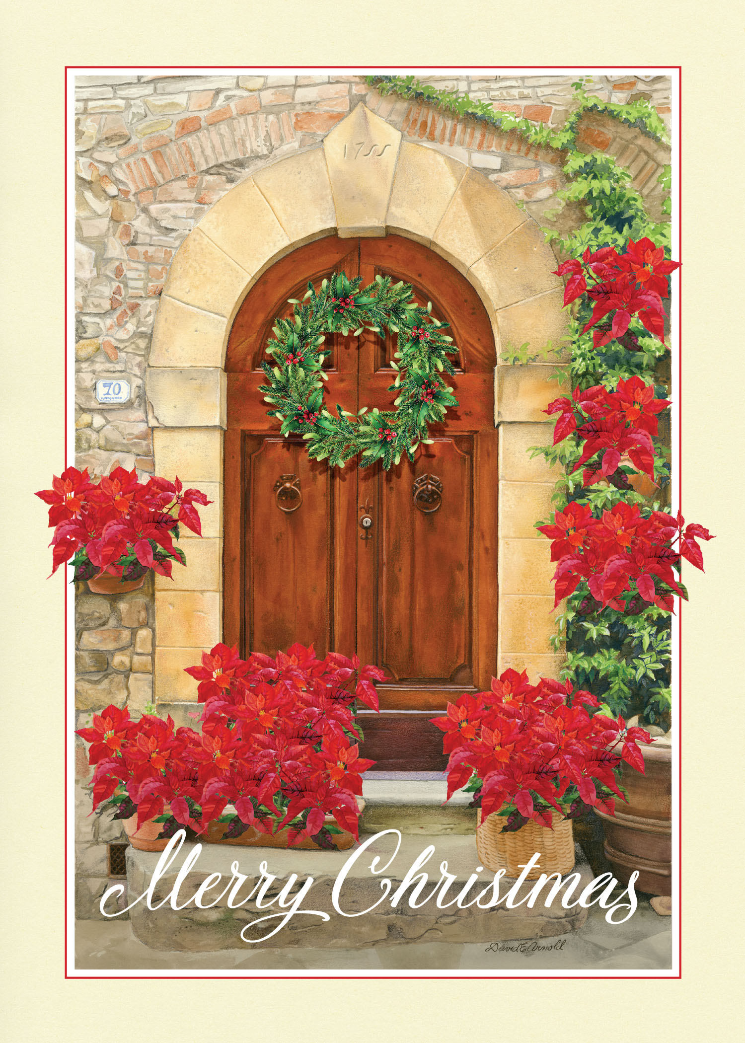 Hope Ranch Christmas card_cover